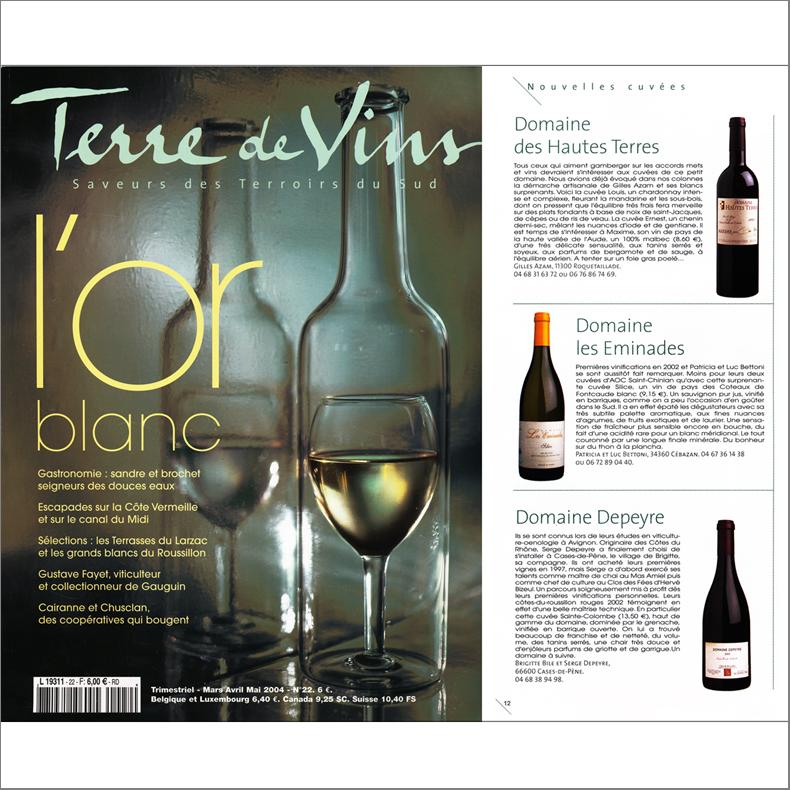 Terre de vins-2004