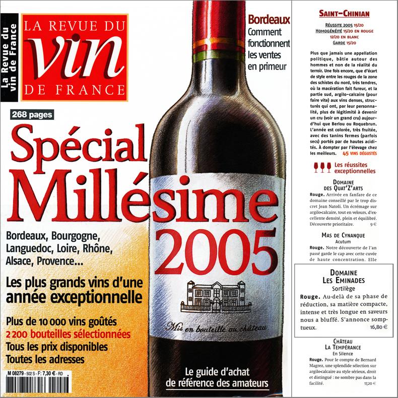la revue du vin de france-2006