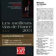 guide les meilleurs vins de france-2011