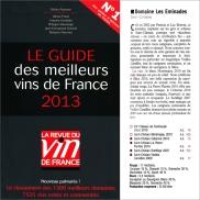 guide les meilleurs vins de france-2013